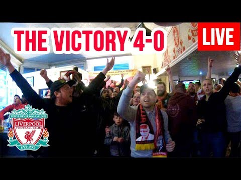 LIVERPOOL vs Barcelona 4-0 LIVE | Champions League 2019 | Match vlog VICTORY !!!!!!