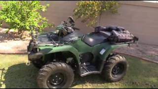10. 2018 Yamaha Kodiak 450 500mi/ one year review