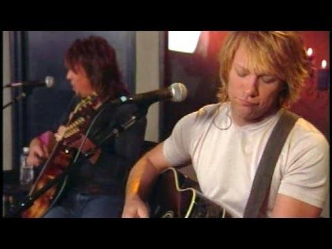 "Bon Jovi - Acoustic ""AOL Sessions"" in Burbank, CA 2002 [FULL]"