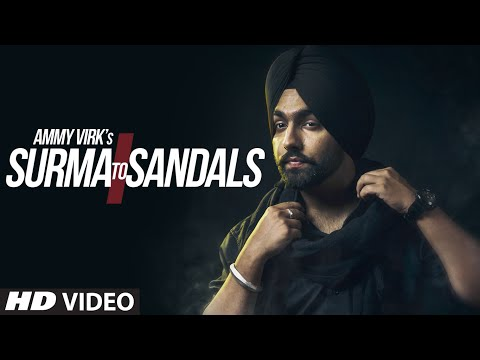 Video AMMY VIRK : Surma To Sandals Video Song | B Praak | Jaani | New Song 2016 | T-Series download in MP3, 3GP, MP4, WEBM, AVI, FLV January 2017