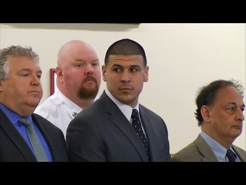 Aaron Hernandez found guilty for murder. Life in prison without parole.