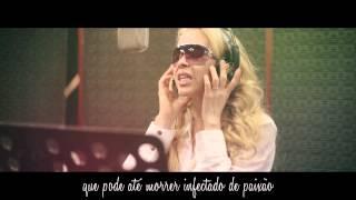 Banda Calypso - A Saudade Bateu (Oficial Lyric Video) CD Vibra...