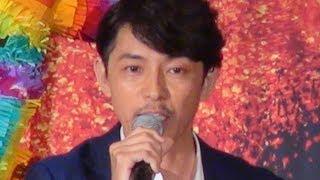 映画『リメンバー・ミー』大ヒット御礼舞台挨拶