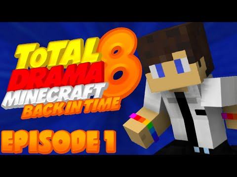 "Total Drama Minecraft - Season 8: Episode 1 - ""to The Future!"""
