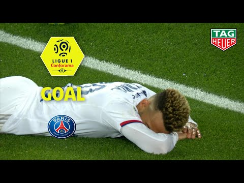 Goal Fernando MARCAL (47' csc) / Paris Saint-Germain - Olympique Lyonnais (4-2) (PARIS-OL) / 2019-20