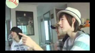 [Ep 12] YOU KNOW U-KISS - Kibum's House 1/2 (en)