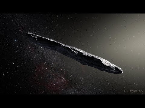 First Interstellar Asteroid Wows Scientists (JPL)