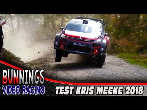 Test Kris Meeke - Portugal 2018 - Day 2 | @BunningsVideo