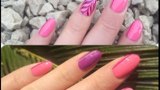 2 Easy Nail Art For Beginners | Michela Parisi