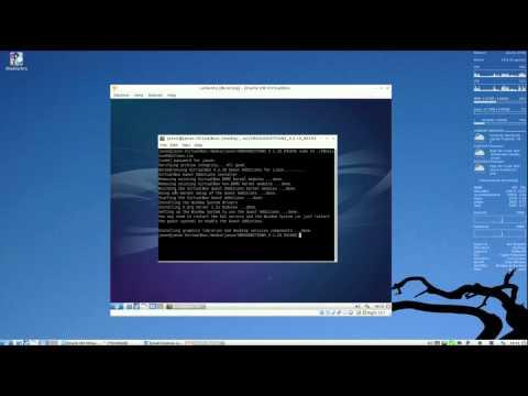 Lubuntu/Ubuntu How to Install VirtualBox Guest Additions