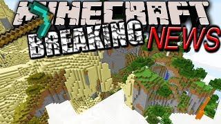 Minecraft 1.8 News: Custom World, Lava Ocean, Biomes, Snapshot Coming, Pocket Updates, 1.7.9