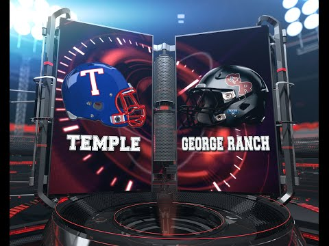 George Ranch Vs Temple: Full Game 12.4.2015