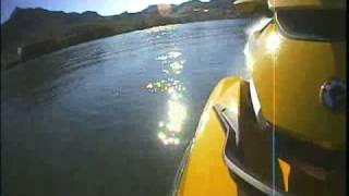 8. 2009 Sea-Doo RXT iS 255 & GTX Ltd iS Ride- PROJECT DAM SPRINT