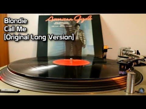 Blondie - Call Me [Original Long Version] (1980)