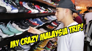 Video SNEAKER SHOPPING IN MALAYSIA + MORE! MP3, 3GP, MP4, WEBM, AVI, FLV Desember 2018