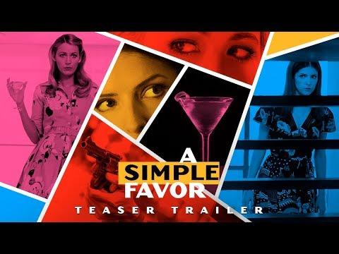 "Un pequeño favor - Teaser Trailer ""What Happened To Emily?""?>"