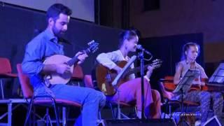Playlist con video del concerto N'espiral per il Premio Folk Nazionale