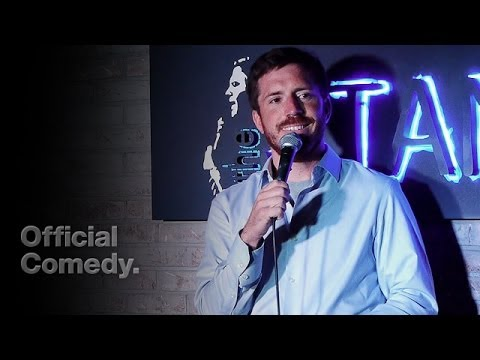 Bigfoot - Joe Zimmerman - Official Comedy Stand Up