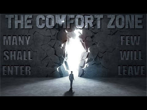How To Break Out Of Your Comfort Zone, The Billion $$ Advice To Leave The Comfort Zone