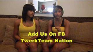 Twerk Team Thursday-Black&Yellow (Dedicated To Pittsburgh)