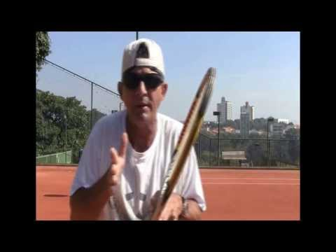 Tennis Tips: Platform & PinPoint Serve Stance