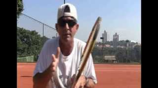 Tennis Tips: Platform&PinPoint Serve Stance