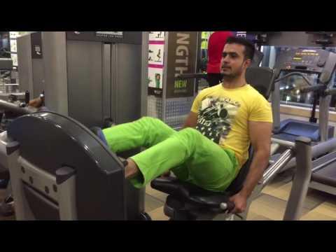 Legs workout always my fav...??????????