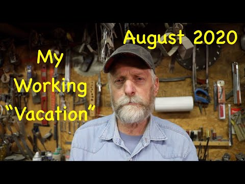A Wheelwright's Vacation | August 2020 in Review | Engels Coach Shop