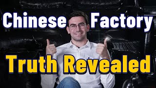The truth about Chinese factory workers