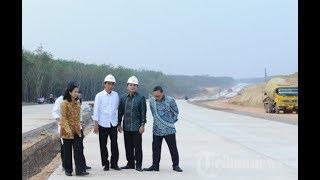 Video Hebat! Hanya Butuh 3 Tahun Jokowi Kalahkan SBY Bahkan Soeharto Dalam Pembangunan Jalan Tol MP3, 3GP, MP4, WEBM, AVI, FLV Juni 2017
