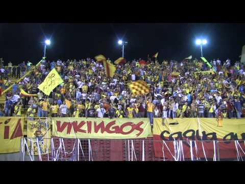 Vikingos Cantando el Hinmo del Estado Aragua - Los Vikingos - Aragua