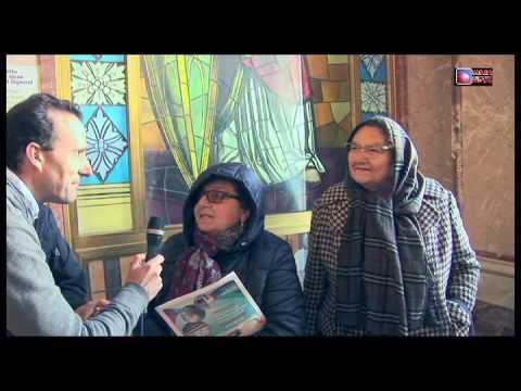 I commenti dei fedeli all ordinazione di Mons Giombanco