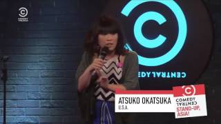 Atsuko Okatsuka on Comedy Central Presents: Stand Up Asia! Promo