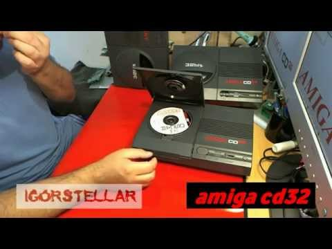 oggi parliamo di :  AMIGA CD32