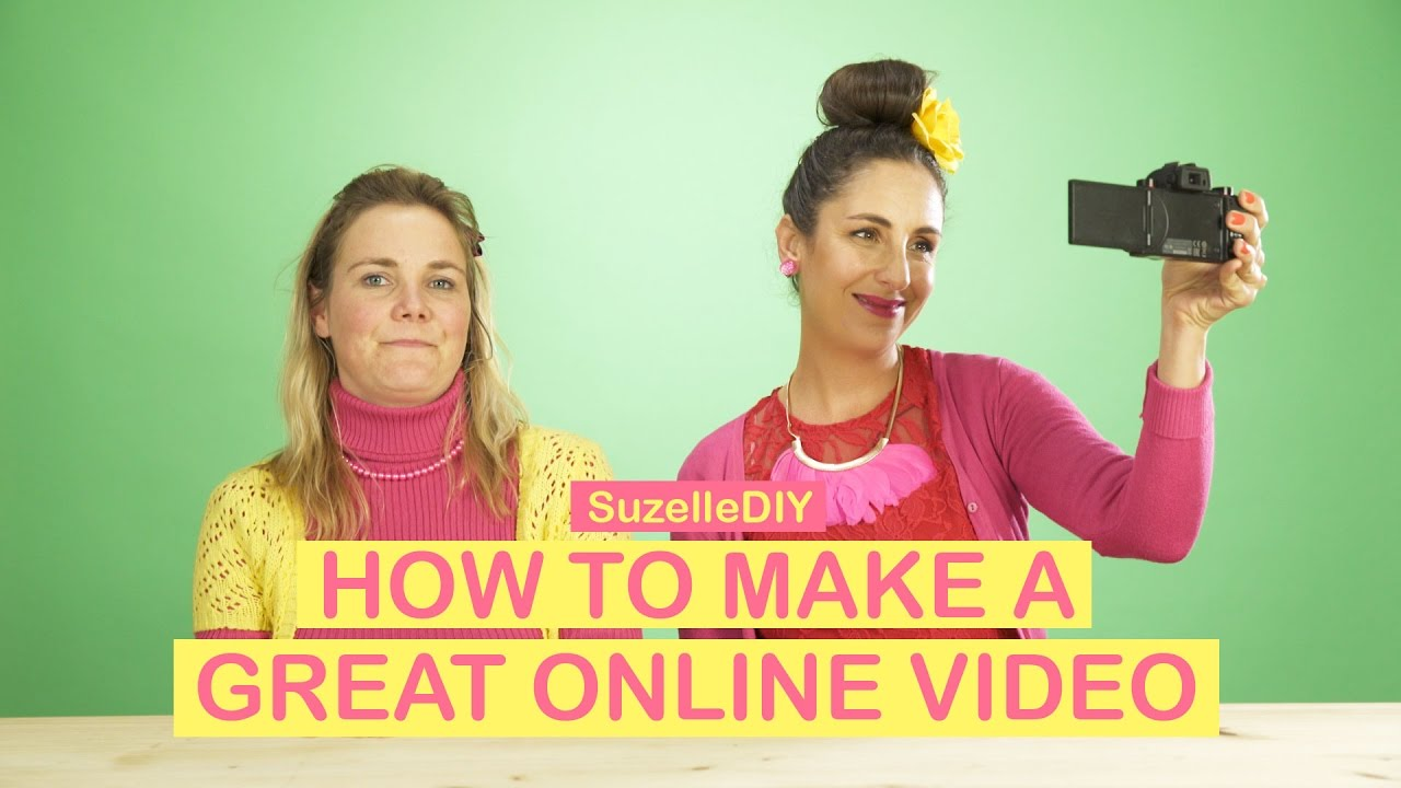 How to Make a Great Online Video-graphic