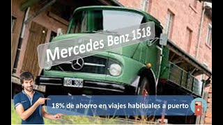 Video Economizador diesel: MERCEDES BENZ 1518 TUNNING MP3, 3GP, MP4, WEBM, AVI, FLV April 2019