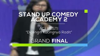 Video Aci Resti - Dicengin Kucingnya Radit (SUCA 2 - Grand Final) MP3, 3GP, MP4, WEBM, AVI, FLV September 2017