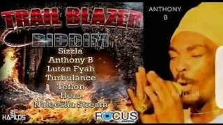 Anthony B - Taking Over - Trail Blazer Riddim - Focus Music - June 2014