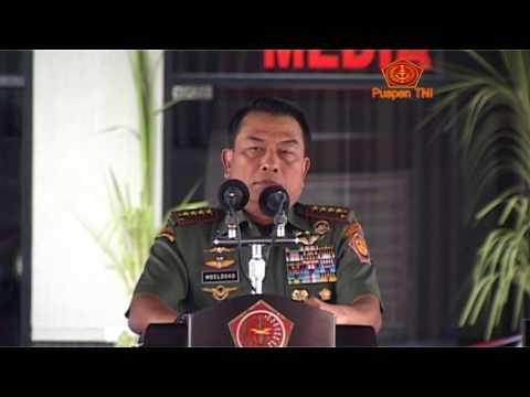 Peluncuran Buku TNI dan Air Asia QZ 8501, Peresmian Museum Media Penerangan TNI dan Media Gathering
