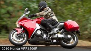 4. MotoUSA 2010 Honda VFR1200F Sport Touring Video