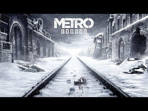Анонсировали Metro Exodus