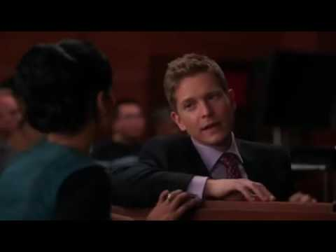 Cary Agos, Kalinda Sharma, Diane Lockhart, and Lemond Bishop in The Good Wife 6x10 The Trials #3