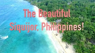 Siquijor Island Philippines  city pictures gallery : Siquijor, Philippines AMAZING Phantom Drone Views!
