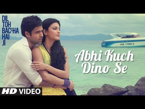 Abhi kuch dino se - Dil Toh Baccha Hai Ji (2010) Full Video Song
