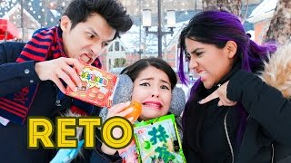 Video THE STRANGEST CHINESE FOOD | POLINESIO CHALLENGE LOS POLINESIOS MP3, 3GP, MP4, WEBM, AVI, FLV Desember 2018