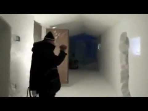 Impresionante Hotel de Hielo pa llevarla a ella (Video)