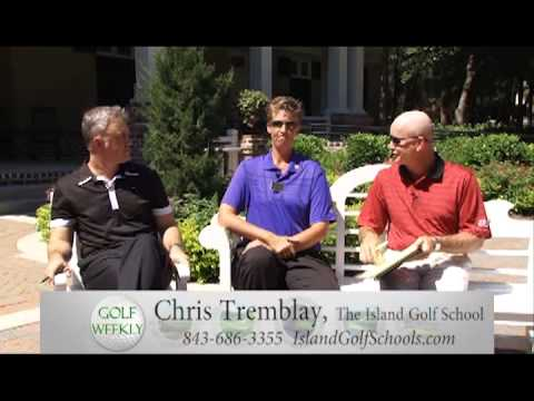 """WHHI-TV's """"Golf Weekly"""" ~ Emily Bryant, Palmetto Hall Head Professional ~ September 11, 2012"""