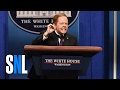 Sean Spicer Press Conference Cold Open Melissa McCarthy  SNL waptubes