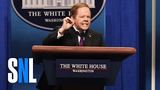 Again, I Can't Be Any Clearer: Trump Should Fire Sean Spicer and Hire Melissa McCarthy