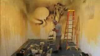 Tanner & Joe CAF wall install